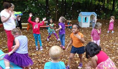 Summer Camp Bubbles