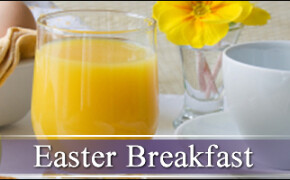 Easter Breakfast - Sunday, April 21st at 9:30am